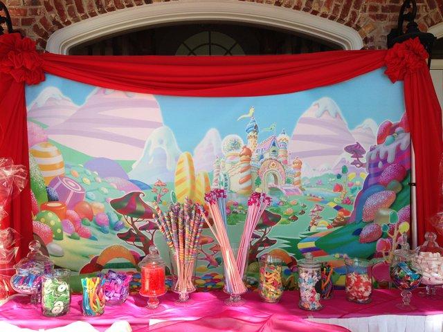 CandyLand Theme Party Decoration On Vimeo