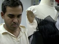 Bibhu Mohapatra--Spring 2010--In the Studio
