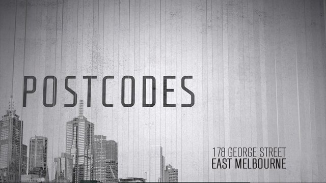 Postcodes - Episode 45 - 178 George Street, East Melbourne