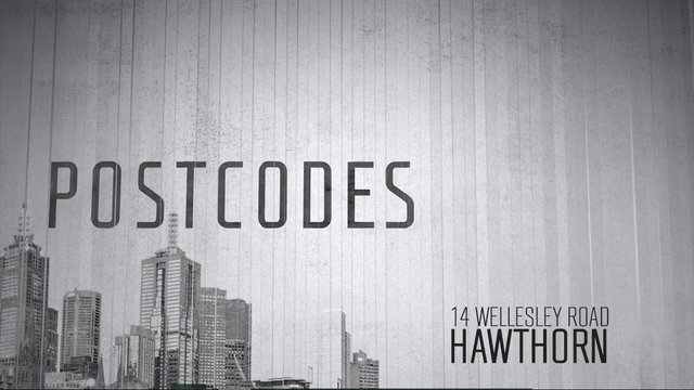 Postcodes - Episode 51 - 14 Wellesley Road, Hawthorn