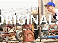 "CREATE ORIGINALS™ presents an online team video series, ""Originals"". The fourth chapter, Part 4, highlights Create pro team rider Alex Broskow, who resides in Kansas City Missouri. Filmed in Boston & Kansas City.    createoriginals.com ...100% Skater Owned... customshop.createoriginals.com"