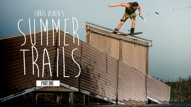 Chris O'Shea's Summer Trails