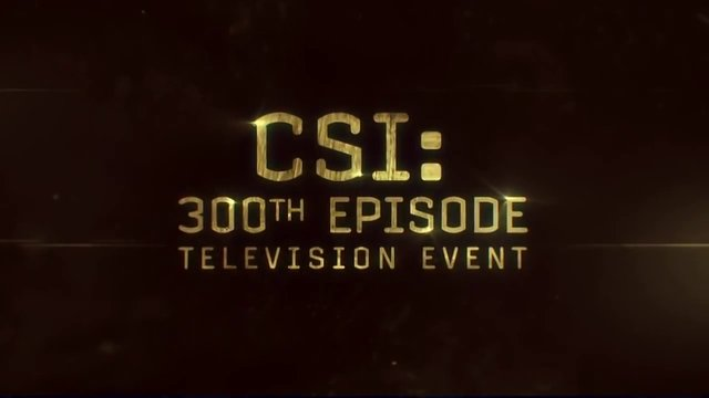 """CSI 14x05 Promo """"Frame by Frame"""" (HD) 300th Episode with Marg Helgenberger.MP4"""