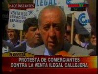 Corte contra venta ilegal - Entrevista Osvaldo Cornide