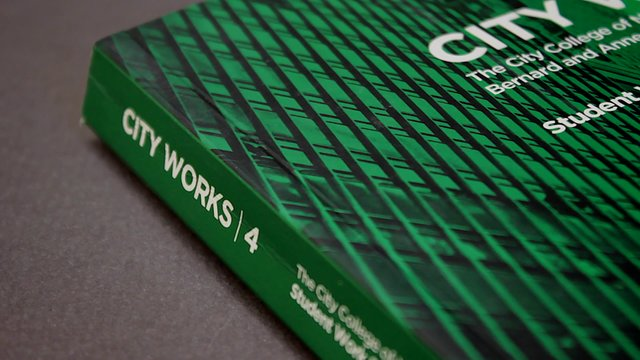City Works 4. Student Work 2009-2010 / Oscar Riera Ojeda Publishers