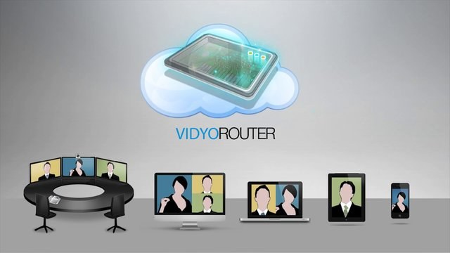 VidyoRouter virtual edition