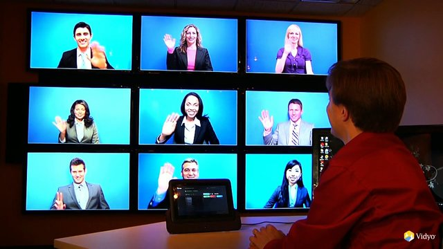 Telepresence at 10% of the Cost of Traditional Solutions – VidyoPanorama