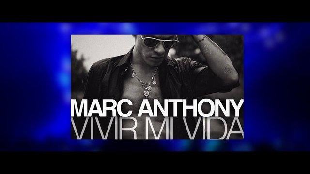 "Marc Anthony - Live - Nokia Theater - ""Vivir Mi Vida ... Vivir Mi Vida Marc Anthony"