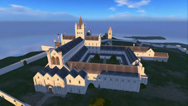 St Andrews Cathedral - 1318