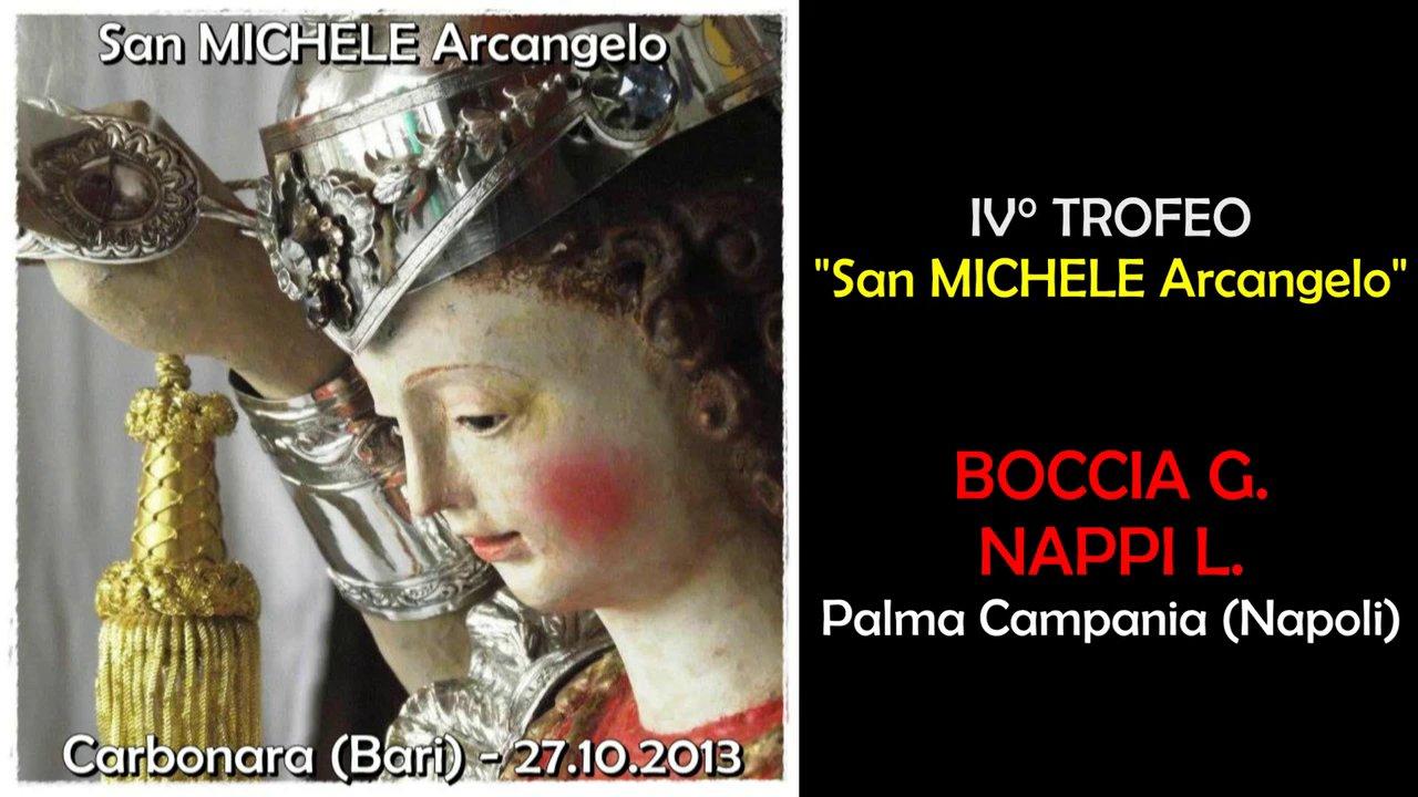 CARBONARA (Bari) - BOCCIA e NAPPI (2013)