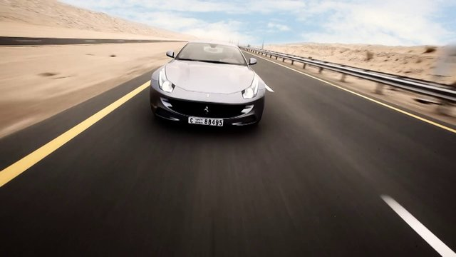 Exclusive - Ferrari FF video produced by Capital D Studio