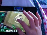 Minecraft PE ep 1