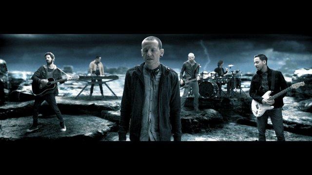 Castle Glass Linkin Park