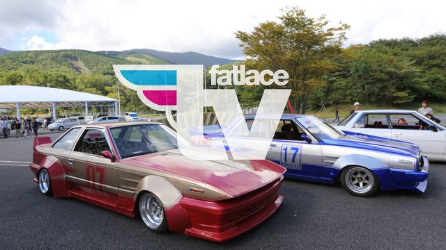 Fatlace TV - Slammed Society Japan 2013