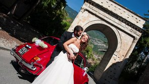 Nuvolazzurra.com - Serena e Diego - The Wedding -