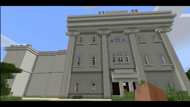 Xhumed Minecraft Soho House Easter Egg