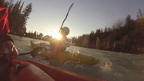 Whitewater kayaking HD
