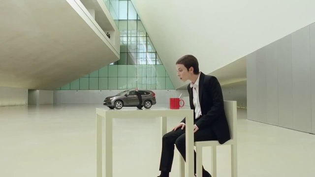 Honda Illusions, Director: Chris Palmer