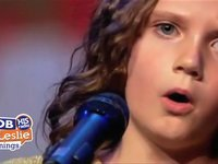 9-Year-Old's Opera Performance On Holland's Got Talent