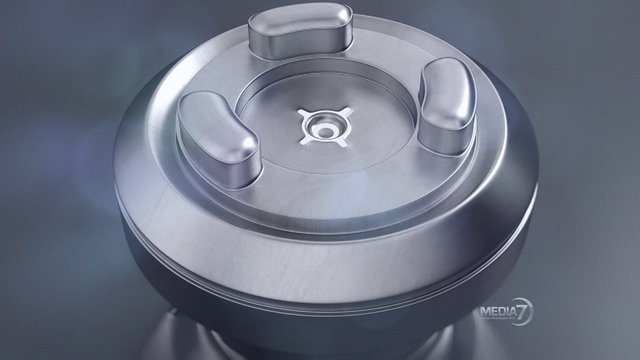 Vray C4D  Reactor - Making of