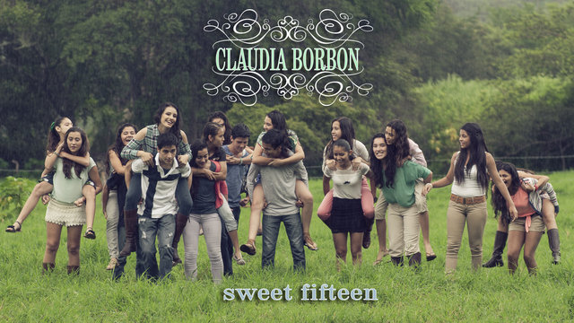 Claudia Borbon - Sweet fifteen