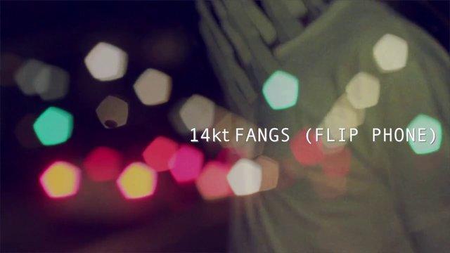 P-Funk The King - 14kt Fangs (Flip Phone) (Music Video)