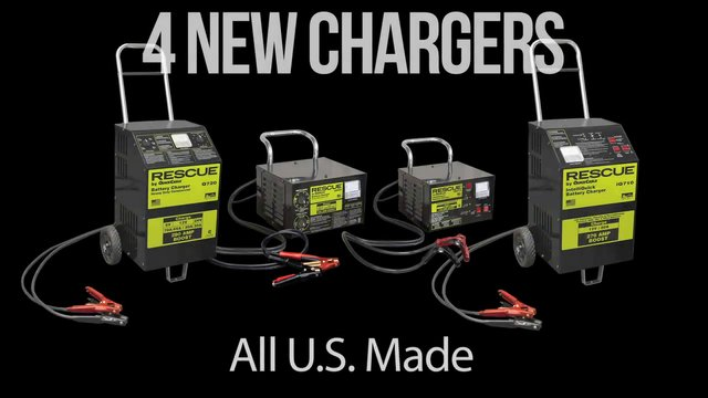 RESCUE Battery Chargers