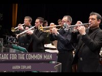 Fanfare for the Common Man - Aaron Copland by HMD 2013