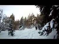 Зимний отдых в Караколе или как мы провели зиму