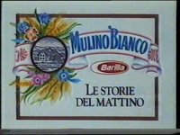 Barilla Mulino Bianco Saccottini Dondoli Trottoline (1984)