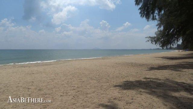 Ban Krut Beach Bang Saphan Prachuap Khiri Khan Thailand