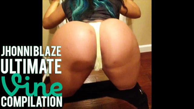 TWERK! Jhonni Blaze Ultimate Vine Compilation | @JhonniBlaze