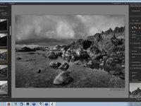 2013-10-17 19.02 Michael Frede presents   The Azores – A Photographers Paradise in Black   White