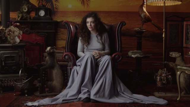 Lorde I UNDER THE INFLUENCE