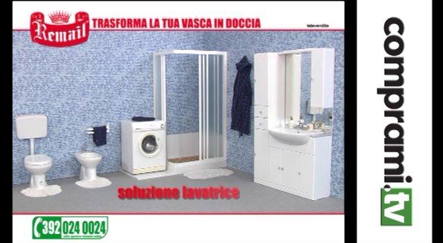 Casa moderna roma italy remail vasche - Remail vasche da bagno ...