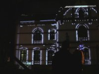 House of Fear - Interactive 3D Projection Mapping