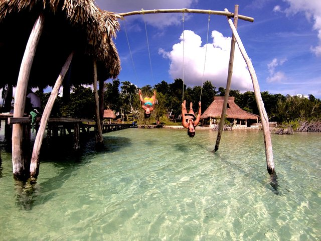 Bacalar 'Behind the Scenes' GoPro