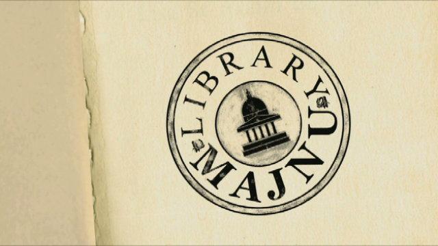SHORT: LIBRARY MAJNU