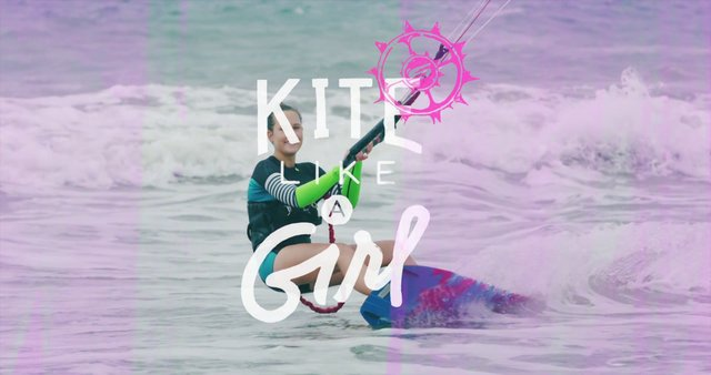 Kite Like A Girl!