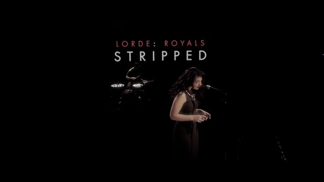 ROYALS Stripped