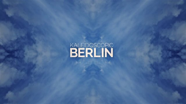KALEIDOSCOPIC BERLIN