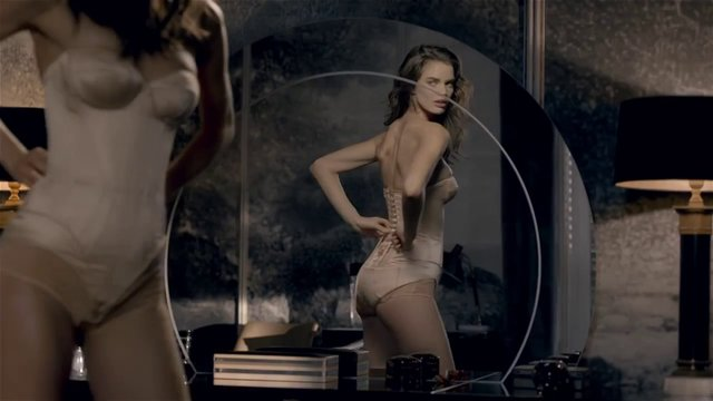 Epic perfume ad with luscious visuals from Jean Paul Gaultier.