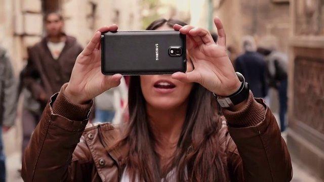 Samsung Galaxy Note 3 y Galaxy Gear: análisis