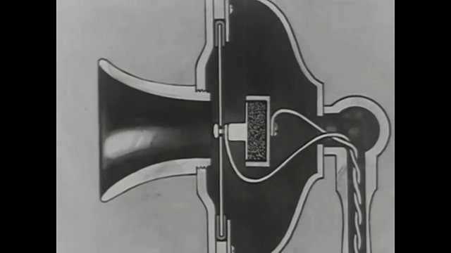 1920 Film: How the Telephone Talks (Silent Film)