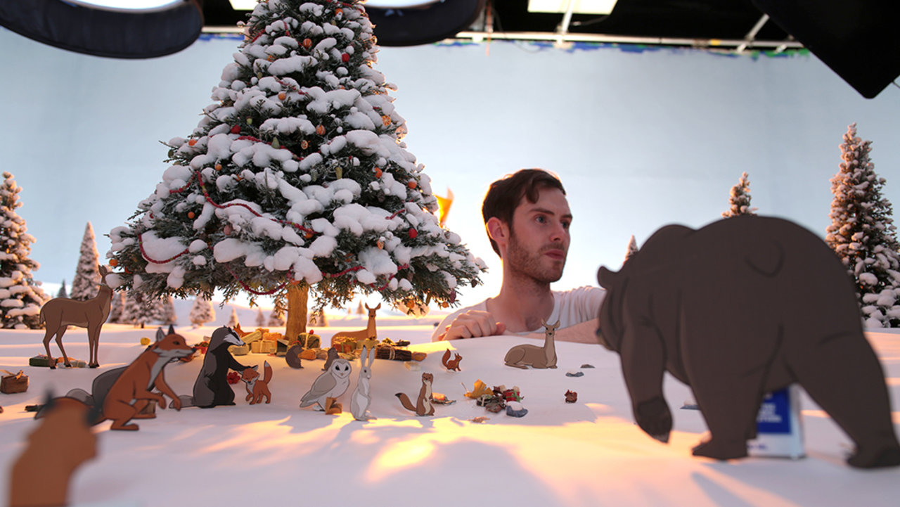 John Lewis 'The Bear & The Hare' - The Making Of