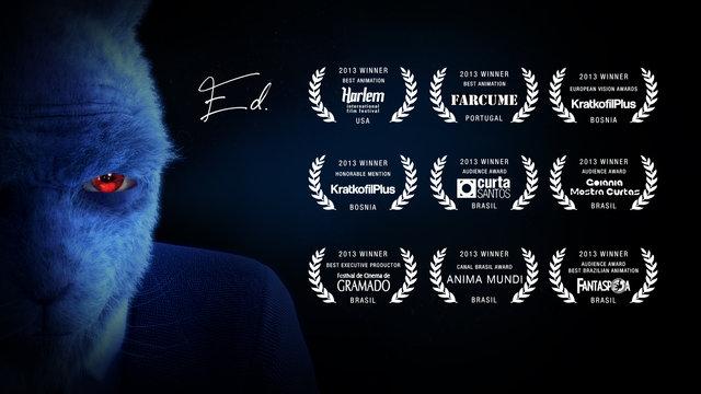 Ed   Official Trailer 2   3D Animated Short Film