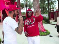 Rich Gang - Winter Shoot in Miami Vlog
