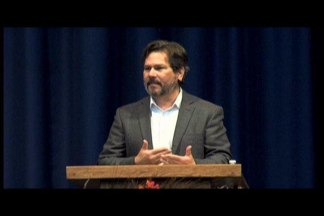 Prédication du 10 novembre 2013, la crucifixion de Jésus, pasteur Jeffrey Laurin