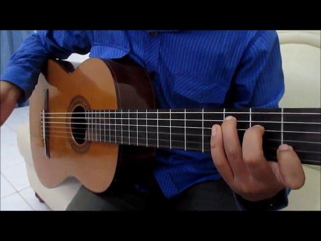 Chord Gitar Termudah St12
