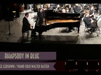 Rhapsody in Blue - George Gershwin / Piano:Walter Radzek